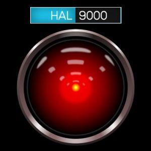 HAL 9000 logo