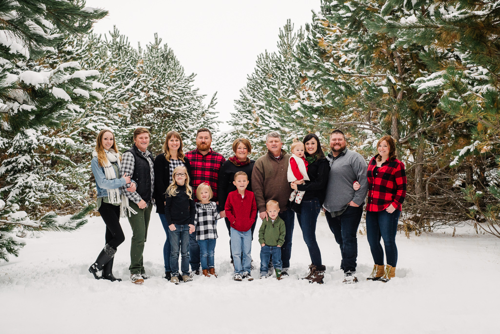 The Dustin Family: Family Photos in Driggs, Idaho : Idaho Family Photographer