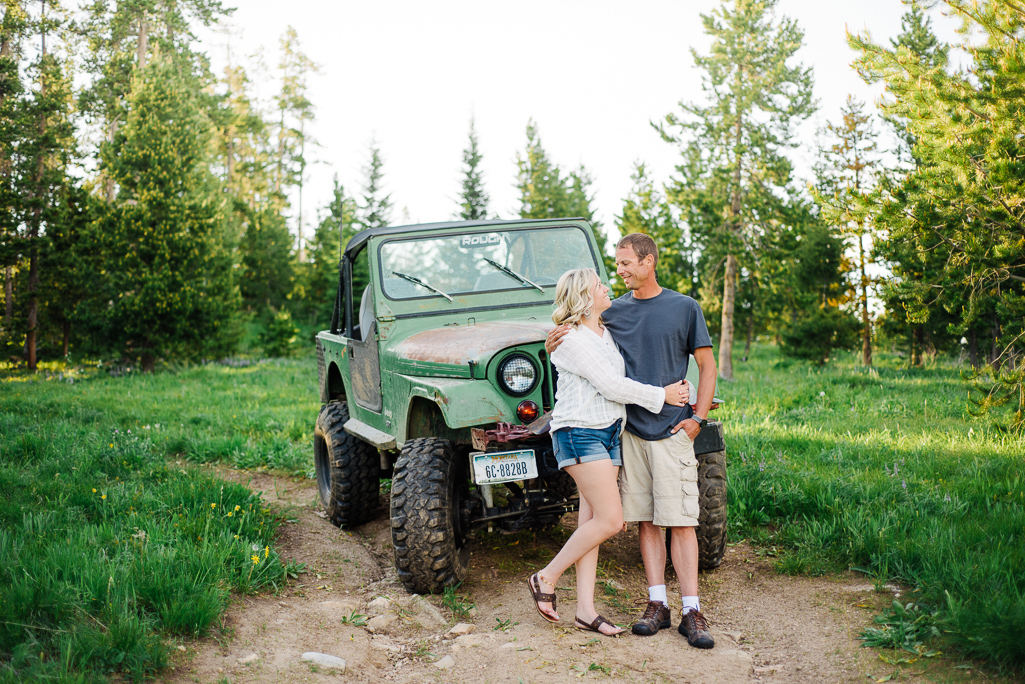 Jamie and Bryan: Couples photos in Bozeman, Montana : Montana Engagement Photographer