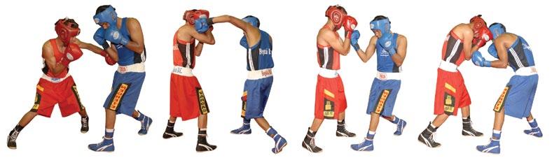 vestimenta boxeo