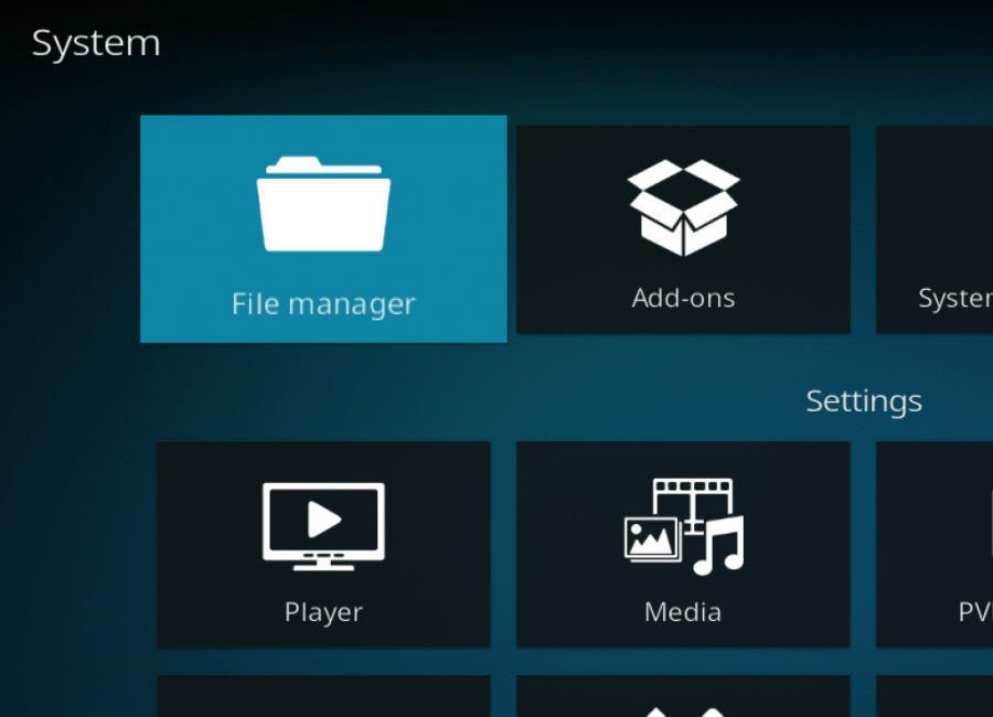 02 - file manager