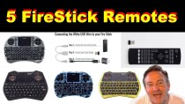 FireStick Remotes!!! Remotes that work with the FireStick