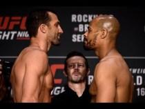 Melhores Momentos da Pesagem do UFC Pittsburgh