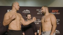 Fight Night Boise: Weigh-in Faceoffs