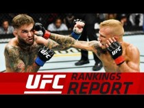 UFC Rankings Report: Dillashaw Dominates Again