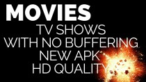 NEWEST MOVIES + TV SHOW APK NO BUFFER NO KODI 100% FREE
