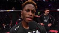 UFC 231: Hakeem Dawodu Octagon Interview