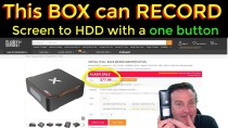 🔴This Box RECORDS to HDD with one button! 905X2 4GB/64GB for under $80 with Android 8.1