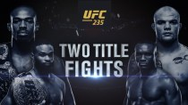 UFC 235: Two Title Fights