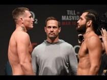 Melhores Momentos da Pesagem do UFC Londres