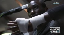 Inside Terence Crawford training camp for Amir Khan