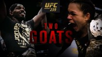 UFC 239: Two G.O.A.T.s