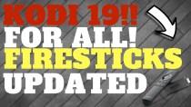 How to Install Kodi 19.0 on Amazon Firestick Newest JULY 2019 Update