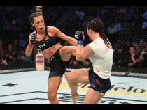 UFC Tampa: Melhores momentos da vitória de Joanna Jedrzejczyk