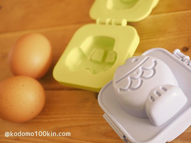 ゆでたまごっこのレビュー Lサイズのゆで卵がちょうどいいサイズ