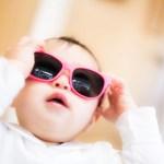 赤ちゃんの紫外線対策【日焼け止め使わない】おでかけする時の工夫