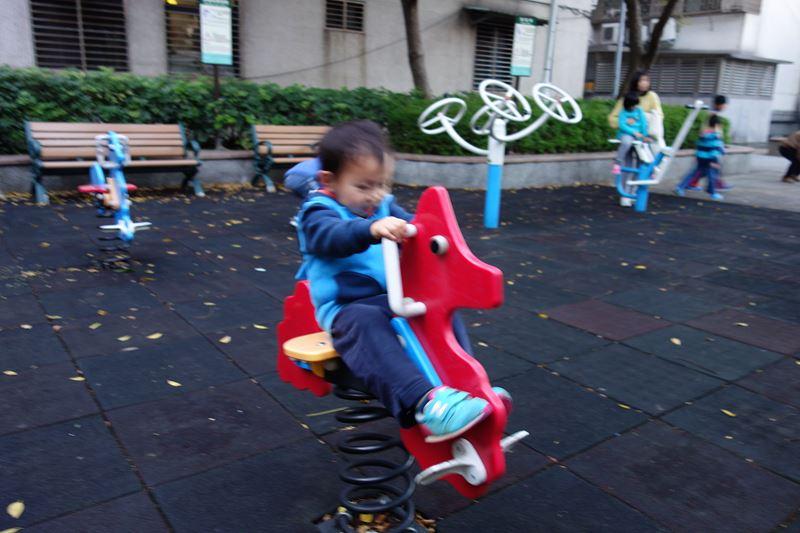 台北の子供が楽しい公園