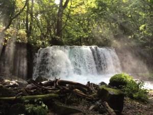 奥入瀬渓谷の滝