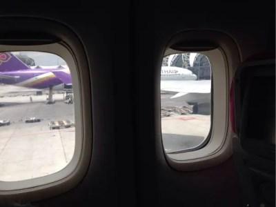 タイ国際航空、搭乗開始。子連れフライト、帰国便はどうだったかというと…。