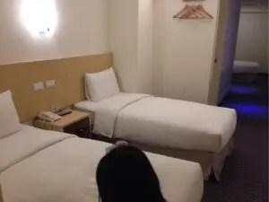 グリーンワールドインリンセン洛碁大飯店林森