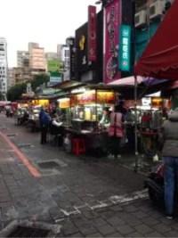朝の雙城美食街