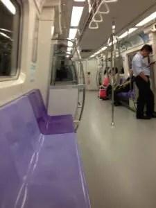 桃園空港MRT