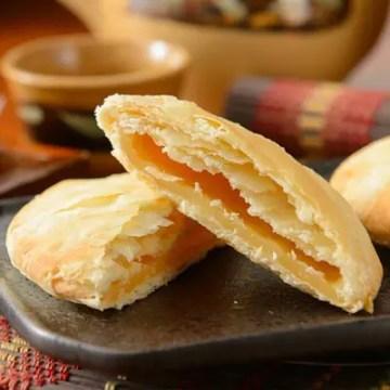 紅櫻花食品奶油小酥餅