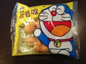 台湾ドラえもん菓子