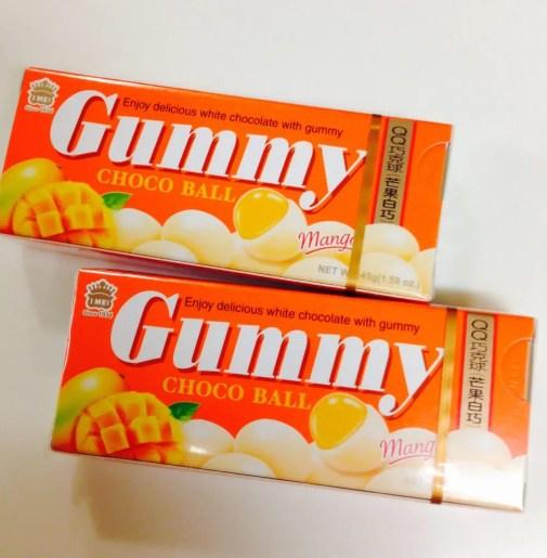 gummyマンゴー味