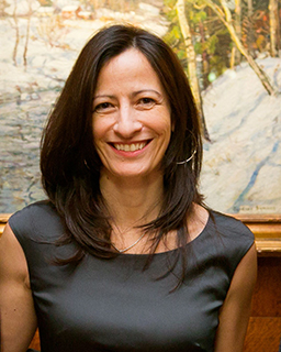 Deborah Treisman, the host of The New Yorker Podcasts