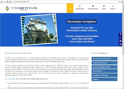 VT Corp Pvt Ltd