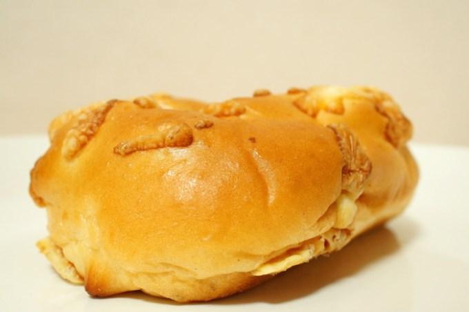 肉の旨み!焼きカレーパン