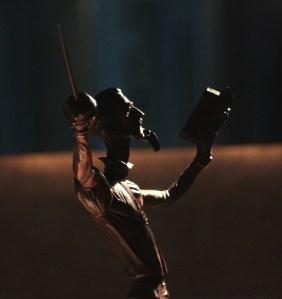 Figur des Quijote