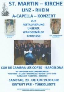 Konzert Linz am Rhein 23-07-11