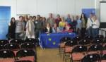 Besuch der Vertretung der Europäischen Kommission