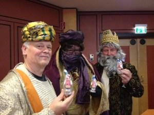 Könige und Cagaer