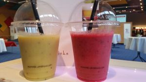Smoothiebar auf dem Cologne Business Day