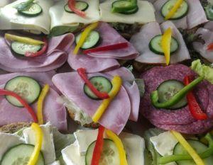 Brötchen, Messe und Event Catering Agentur