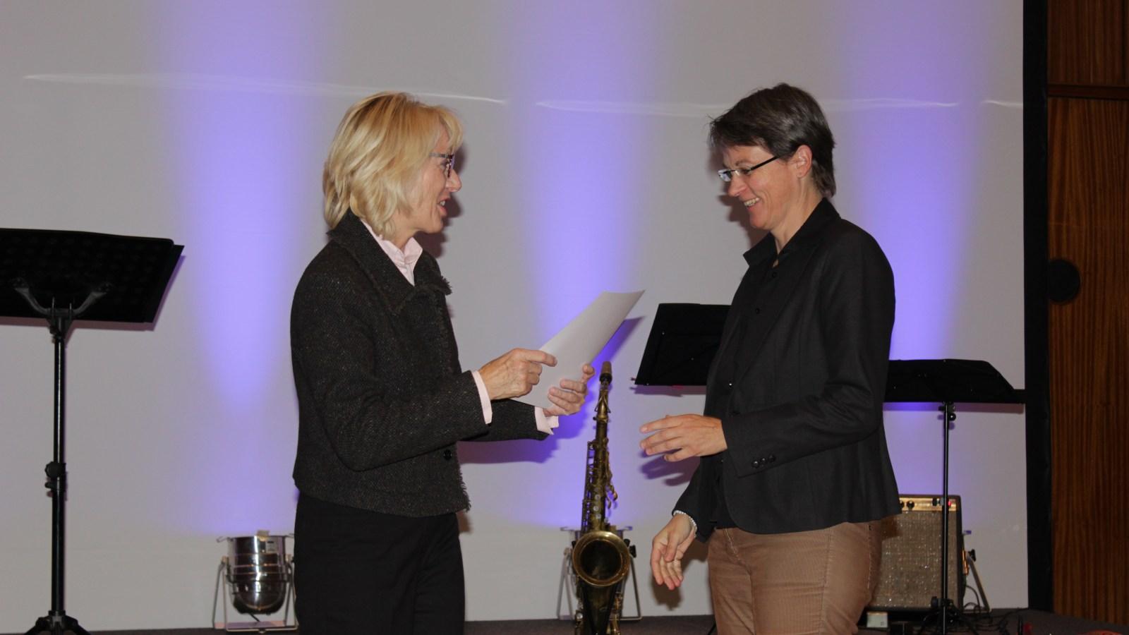 Personaltrainerin Petra Meier coacht Kalk für alle