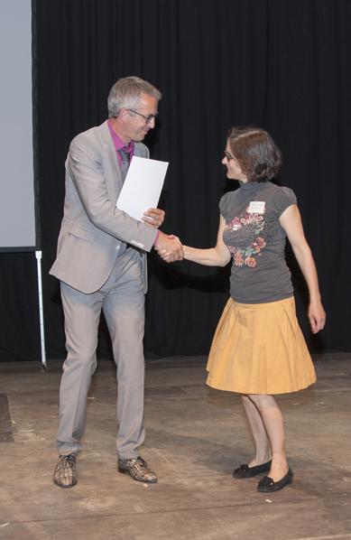 mit Barbara Lunderstädt (Akquise-Trainerin)