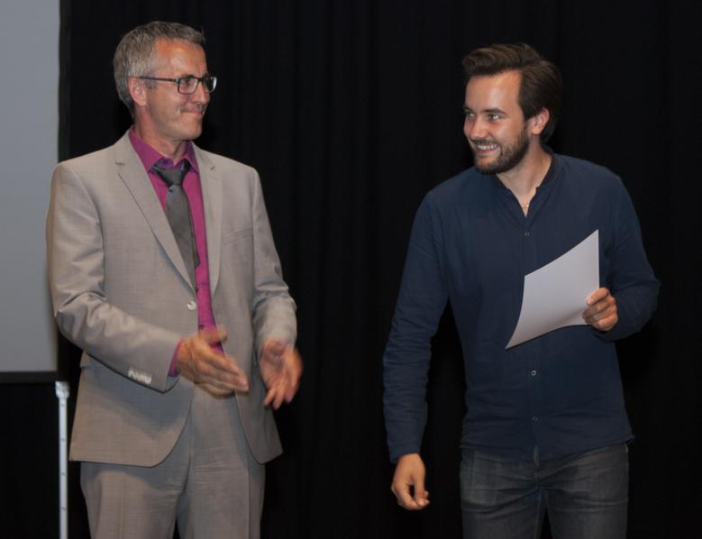 mit Daniel Verhoen (Schauspiel Köln)