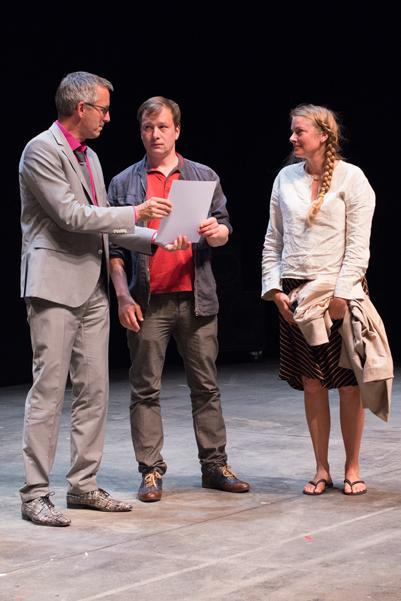 mit Martin Mandler und Uma Paul (KulturTransistorKail)