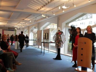 Ausstellungseröffnung Gedok_Nele_Claudia