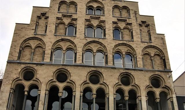 Kölner Altstadt Overstolzenhaus
