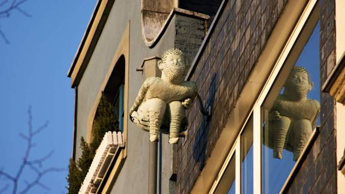 Köln Altstadt Kallendresser