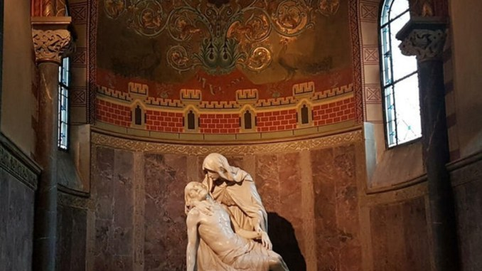 St. Gereon und die wissende Säule