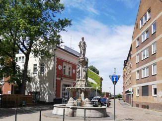 Mülheimia, Brunnen in Köln