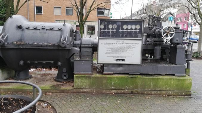 Der Turboverdichter in Kalk