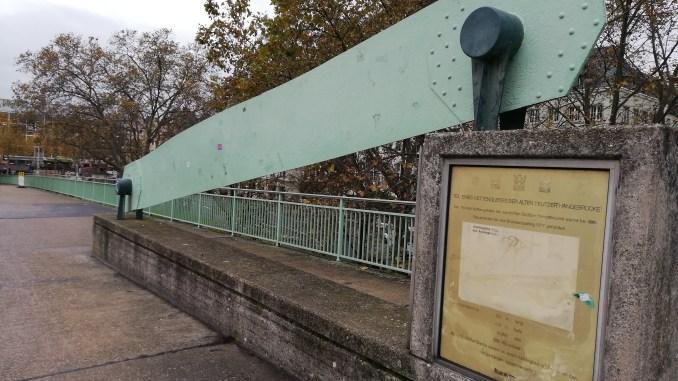 Kettenglied auf der Deutzer Brücke