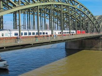 Kölner Brücken Liebesschlösser